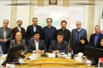 آخرین جلسه شورای چهارم و اولین جلسه شورای پنجم نجف آباد