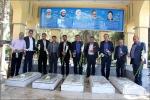 تجدید پیمان اعضای شورای اسلامی شهر نجف آباد با شهدا