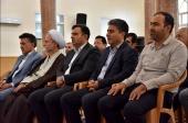 مراسم گرامیداشت یاد و خاطره شهیدان رجایی و باهنر و بزرگداشت هفته دولت