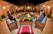 پخش زنده برنامه هشت بهشت از نجف آباد /21 آذرماه