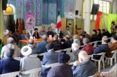 نـماز جمعه ویلاشهر و جلسه پرسش و پاسخ مسئولان شهری
