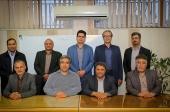 اعضای هیئت رییسه شورای اسلامی شهر نجف آباد در سال چهارم