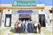 دیدار  با فرماندهی نیروی انتظامی نجف آباد