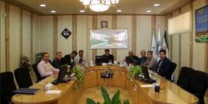 شصت و چهارمین جلسه رسمی شوراي اسلامي شهر نجفآباد