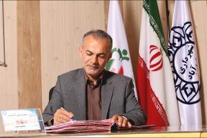 محمد حسن آسیابانی _ نایب رئیس شورای اسلامی شهر نجف آباد
