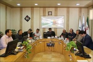 سی و سومین جلسه رسمی شوراي اسلامي شهر نجفآباد