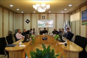 سی و هفتمین جلسه رسمی شوراي اسلامي شهر نجفآباد