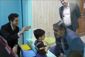 بازدید رییس و معاونین آموزش و پرورش نجف آباد از مراکز خلاقیت