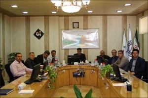 پنجاه و دومین جلسه رسمی شوراي اسلامي شهر نجفآباد