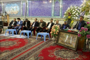 دیدار و گفتگو با شهروندان در مساجد / بیت العباس/ عکس