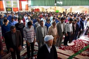 زنگ نماز 98 نجف آباد