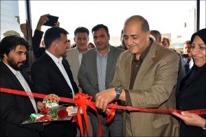 افتتاحیه آموزشگاه ابتدایی زنده یاد حاج میرزا حسین فاضل