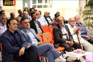 جلسه هیات امنای خانه سالمندان احسان نجف آباد