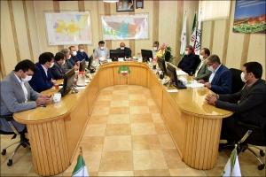 یکصد و هفتاد و چهارمین جلسه رسمی شوراي اسلامي شهر نجفآباد