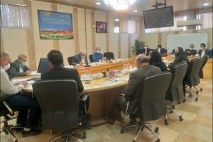 هفدهمین جلسه رسمی شورای اسلامی شهر نجف آباد