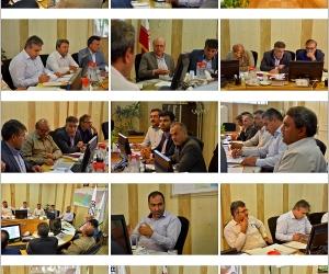 هشتادمین جلسه رسمی شوراي اسلامي شهر نجفآباد