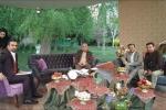 حضور مهندس منتظری شهردارنجف آباد در برنامه ناز نوروز