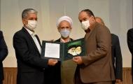 کلیپ آیین تکریم و تقدیر و معارفه سی و دومین شهردار نجف آباد