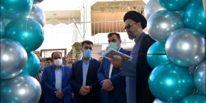 افتتاح چندین پروژه ورزشی شهرستان نجف آباد
