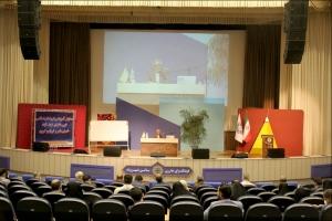 همایش آموزشی منتخبین ششمین دوره شوراهای اسلامی سه شهرستان