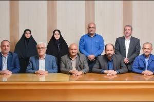 هشتمین جلسه رسمی شوراي اسلامي شهر نجفآباد /دوره ششم