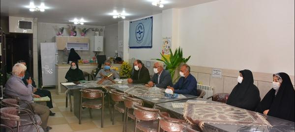 بازدید کمیسیون فرهنگی و اجتماعی و امور ورزشی شورای اسلامی شهر